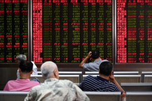Markets In Asia Mixed As China's Industrial Statistics Misses Estimates