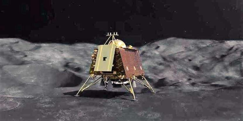 No Signs Of Vikram Lander Found During Recent Moon Flyby NASA