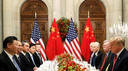 US And China Unable To Reach Agriculture Purchase Deals