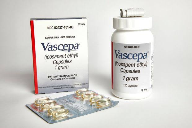 Using Vascepa named drug recommended for heart disease treatment