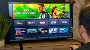 Vizio To Update SmartCast TVs To Stream Disney+ Using Chromecast