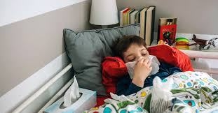 Influenza going strong still in United States